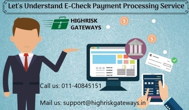 Get The Best eCheck Payment Processing at Affordable fees